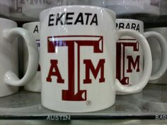 Found this at HEB in CS freshman year... when did this become a common name at A&m?