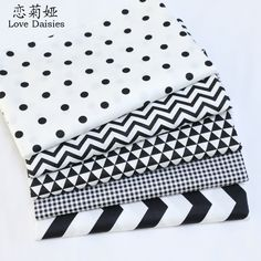 Cheap plaid suiting fabric, Buy Quality fabric of our lives directly from China plaid quilt fabric Suppliers: 100% cotton twill cloth nordic wind black series dots zigzag check fabric for DIY kid sheet patchwork cushions handwork quilting