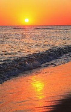 October Sunrise, Cape Cod, Massachusetts