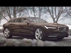 Volvo Concept Estate - promo