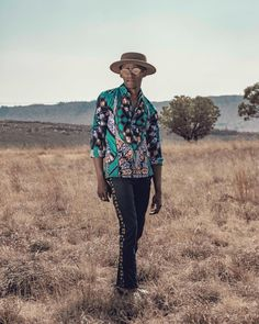Proudly south African approach to men's fashion