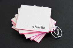 Personal Branding - Charlotte Dance-Wilson Portfolio - The Loop