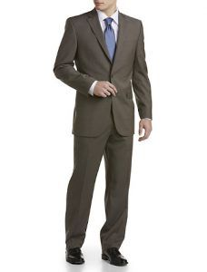 Big & Tall Jack Victor® Neat Nested Suit. Tall Clothing at PrettyLong.com Top Clothing Brands, Tall Clothing, Tall Men Fashion, Mens Fashion, Tall Guys, Big & Tall, Dress To Impress, Fashion Brands, Tommy Hilfiger