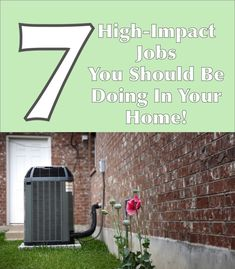Beyond just getting the house spick and span this season, do some much-needed after-winter maintenance. These 7 upkeep jobs will have a high impact. Ketogenic Diet For Beginners, Diets For Beginners, Clean My Space, Maintenance Jobs, Works With Alexa, Spring Cleaning, Cleaning Routines, House Design, Big
