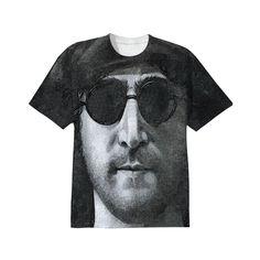 John Lennon from Print All Over Me
