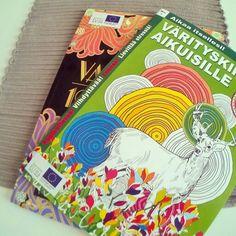Nurkkiksen avoimissa ovissa voit mm. värittää värityskirjoja kavereiden kanssa. Cover, Books, Art, Art Background, Libros, Book, Kunst, Performing Arts, Book Illustrations