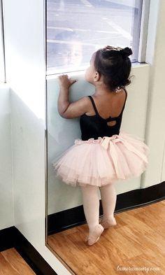 Ariah's Ballet Lesson - Tamera Mowry