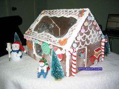 Gingerbread PCs - #Christmas #Decor #Holidays