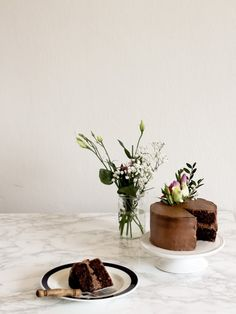 Cviklová torta s nutella krémom