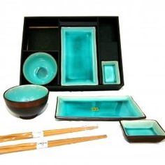 Beautiful Japanese Serving Pieces