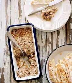 Australian Gourmet Traveller modern Australian recipe for duck rillettes