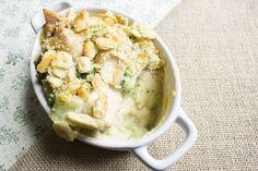 Recipe: Skinny Chicken and Broccoli Casserole