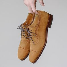 model called the Skytteholm. This is a great casual pair to bring out year round because of the half rubber sole. Truthfully I think Id be ok if all my shoes had some sort of rubber sole. Your Shoes, Men's Shoes, Goodyear Welt, Stylish Men, Oxford Shoes, Bring It On, Menswear, Pairs, Casual