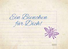 Bienchenstempel aus der Grundschule in der DDR