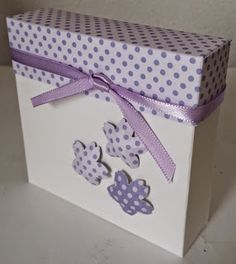 ArtandChoco: Three Cherry Blossom Gift Box