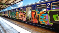 Sydney Trains Can Now Sniff Out Graffiti | Gizmodo Australia