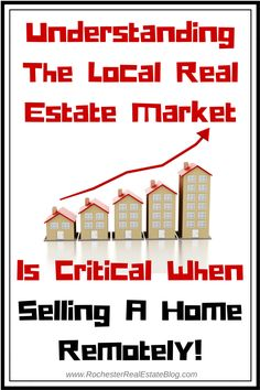 Understanding The Local Real Estate Is Critical When Selling A Home Remotely - http://www.rochesterrealestateblog.com/how-to-successfully-sell-a-home-remotely/ via @KyleHiscockRE #realestate #homeselling