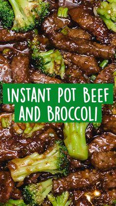 Best Instant Pot Recipe, Instant Pot Dinner Recipes, Instant Pot Meals, Instant Pot Chinese Recipes, Instant Recipes, Slow Cooker Recipes, Cooking Recipes, Slow Cooker Beef, Beef Stew Crockpot Easy