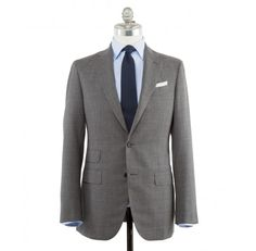 Sid Mashburn Wool Suit / SidMashburn.com
