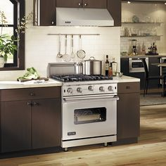 "30""W. Open Burner Gas Range (VGIC) in 12 Exclusive Finishes - Viking Range, LLC"