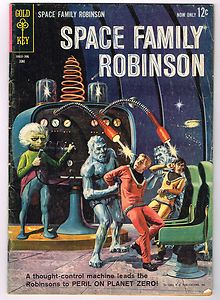 Space Family Robinson, 1963