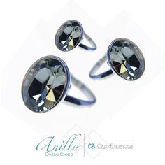 Acompaña tu manicure perfecto con este anillo #OrtizEspinosa