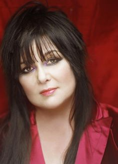 Rock legend Ann Wilson (Heart) Perhaps one of the best voices on the planet. Full of spirited soul, passionate and powerful,  and one of the greatest inspirations to me as a female vocalist.