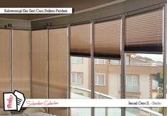İsmail bey de cam balkon perdeleri için Perdemania'yı tercih edenlerden. Teşekkür ediyoruz.