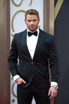 ¿Cómo se visten los hombres en la #alfombraroja de los #Oscars2014?