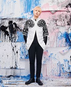 Jun Hyung BEAST - Vogue Girl Magazine August Issue '15