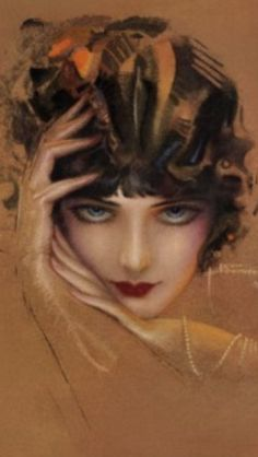 By Stunning Artist Rolf Armstrong