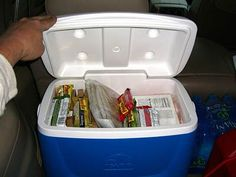 Ever wonder what is the best way to store food in a 72-hour survival kit for your vehicle?