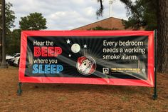 Fire Prevention Week, Smoke Alarms, Great Places, Toy Chest, Tennessee, Storage Chest, Toy Boxes