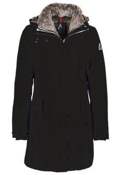 HAILSTONE - Winter coat - black