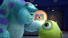 Pixar's presence in Kingdom Hearts 3 won't be limited to the Toy Story crew. Square Enix and Disney have revealed that Monsters Inc will play a role too. You'll see Boo Mike and Sully (minus the famous actors of course) as well as settings from. Monster University, Monsters Inc, Toy Story, Pixar, Mike And Sully, Kingdom Hearts 3, Cute Disney, 3d Animation, The Next