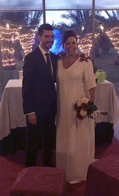 vestido de novia Mila Falcón