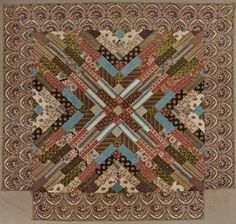 Collector With A Needle: Workt By Hand Hidden Labor in Historical Quilts 2013