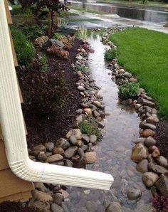 Rain Garden Design Landscaping Front Yards_2