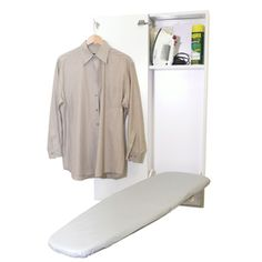 Giagni Wall-mount Hideaway Ironing Board Ic-1w