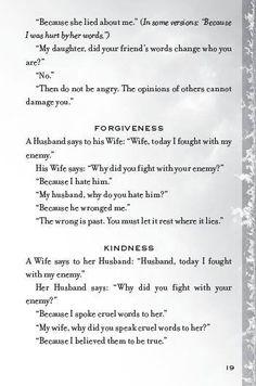 Amity Manifesto (2/3)