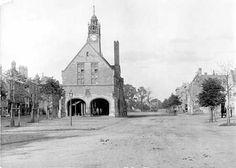 Town Hall,  High Street, Moreton In Marsh, 1890