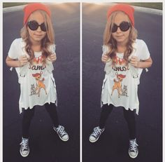 So cool @vandyjaidenn with your Bambi Tee, beanie & our Prada inspired blk shades! To shop some great accessories for your doll, click the link in our bio or #kidsfashion #kidsstyle #stylishkids #fashionkids #instafashion #trendykids #trendsetter #shopkidsfashion #dress #handbag #kidsshoes #accessories #minime #modernechild #adorablekidsclothing #event #partydress visit www.modernechild.com .