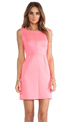 Milly Pink Shift * #LWWDoesDerby #KentuckyDerby * What to wear to Derby