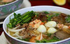 Cuisine Saigon, le Hu tieu