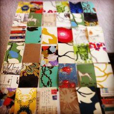 Antho wallpaper samples.  Just ordered mine!!