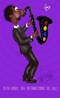 30 de abril: Dí Internacional del Jazz