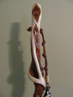 Check out these great diamond willow hiking sticks for sale!