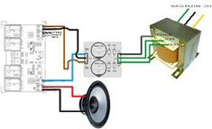 CLICK PARA AMPLIAR Diy Subwoofer, Sony Led Tv, Waves Audio, Home Music, Speaker Amplifier, Monitor, Susa, Circuit Design, Dj Equipment