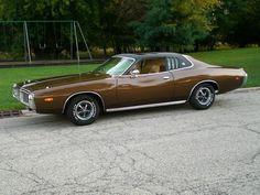 SOLD >1973 Dodge Charger SE Brougham Sunroof, 40k miles<