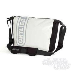 Ortlieb Waterproof Zip City courier bag, small Bike Bag, Travel Bags, Gym Bag, Diaper Bag, Backpacks, Accessories, Veils, Travel Handbags